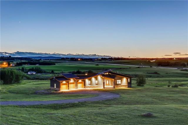 23 Red Willow Crescent W, Rural Foothills County, AB T1S 3J7 (#C4245382) :: The Cliff Stevenson Group