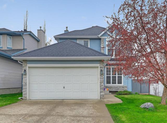 105 Harvest Park Circle NE, Calgary, AB T3K 4V3 (#C4245384) :: Redline Real Estate Group Inc