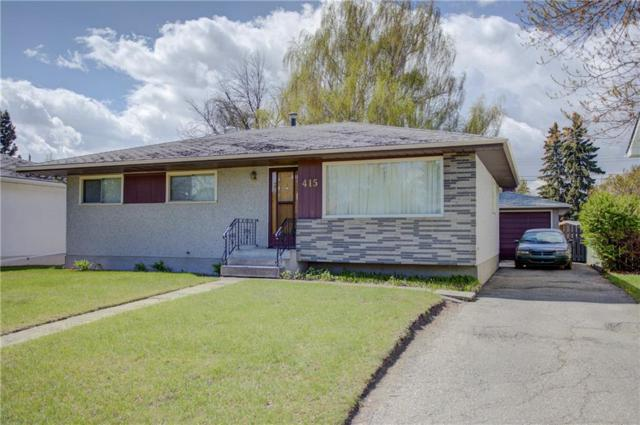 415 Acadia Drive SE, Calgary, AB T2J 0A9 (#C4245392) :: The Cliff Stevenson Group