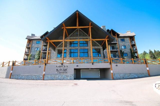77 George Fox Trail #412, Cochrane, AB T4C 0N1 (#C4245408) :: Calgary Homefinders