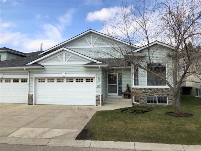 105 Rocky Ridge Villa(S) NW, Calgary, AB T3G 4R2 (#C4245418) :: Redline Real Estate Group Inc