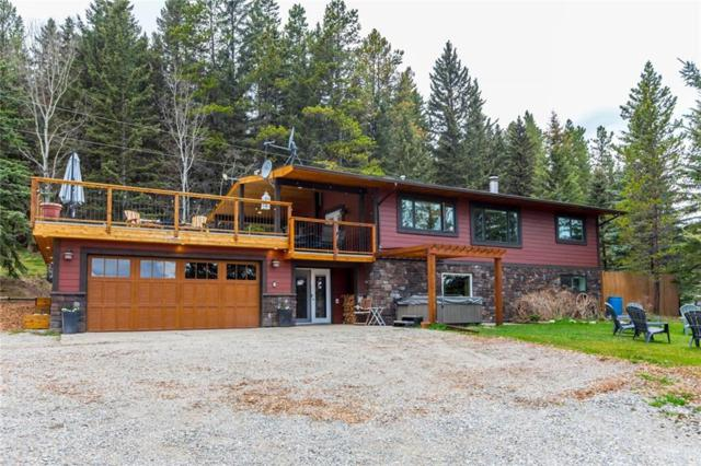 59 Priddis Creek Drive, Rural Foothills County, AB T0L 1W0 (#C4245422) :: The Cliff Stevenson Group