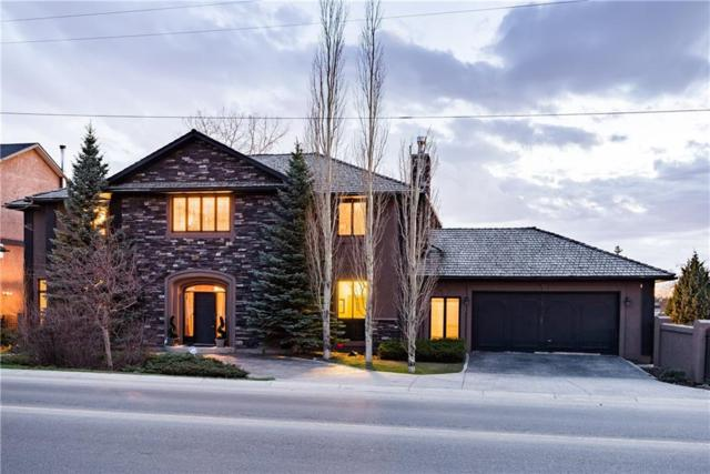 425 East Chestermere Drive, Chestermere, AB T1X 1A4 (#C4245438) :: The Cliff Stevenson Group