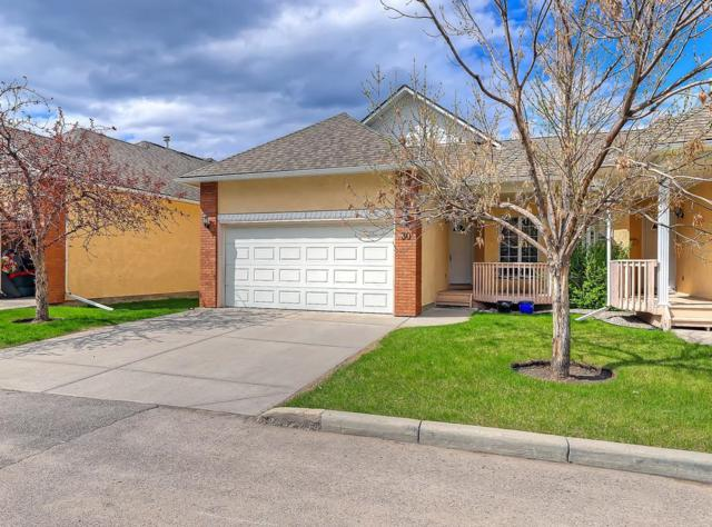 30 Prominence View SW, Calgary, AB T3H 3M8 (#C4245441) :: Redline Real Estate Group Inc