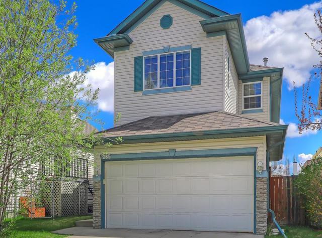 285 Covewood Circle NE, Calgary, AB T3K 5S8 (#C4245450) :: The Cliff Stevenson Group