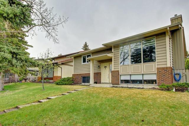 6627 Coach Hill Road SW, Calgary, AB T3H 1B6 (#C4245453) :: The Cliff Stevenson Group