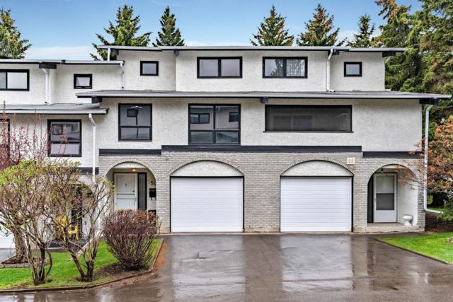 5400 Dalhousie Drive NW #50, Calgary, AB T3A 2B3 (#C4245454) :: Redline Real Estate Group Inc