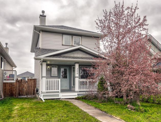 200 Bridlewood Avenue SW, Calgary, AB T2Y 4L2 (#C4245472) :: The Cliff Stevenson Group