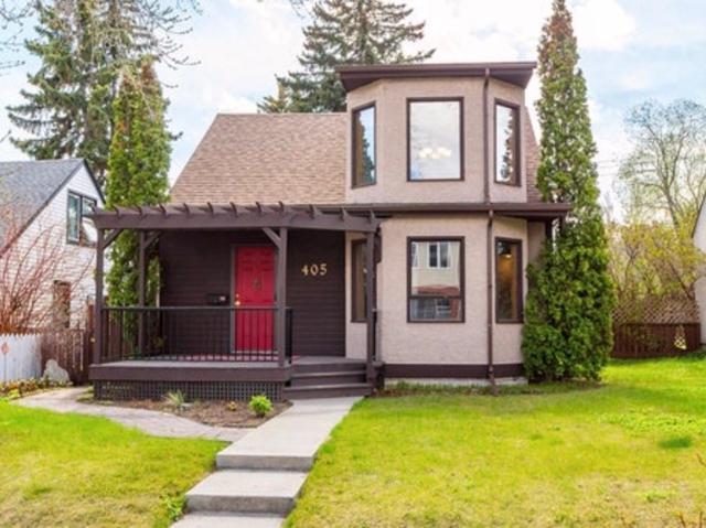 405 27 Avenue NW, Calgary, AB T2M 2H7 (#C4245479) :: Redline Real Estate Group Inc