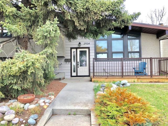2924 Conrad Drive NW, Calgary, AB T2L 1B4 (#C4245494) :: Redline Real Estate Group Inc