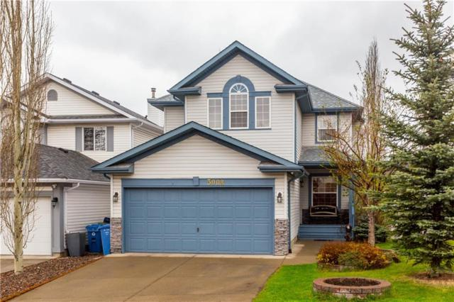 3008 Hidden Ranch Way NW, Calgary, AB T3A 5X6 (#C4245496) :: Redline Real Estate Group Inc