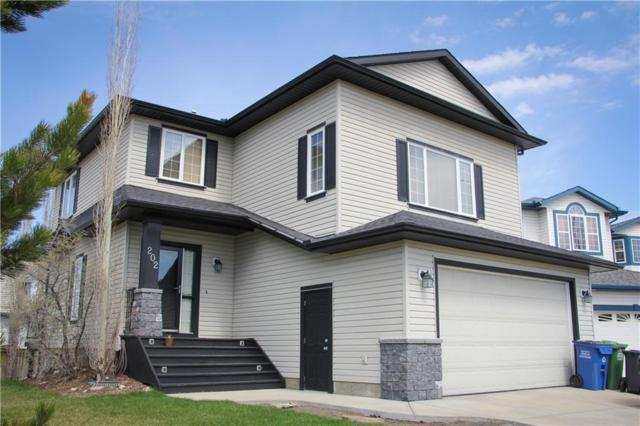202 West Terrace Point(E), Cochrane, AB T4C 1S1 (#C4245499) :: The Cliff Stevenson Group