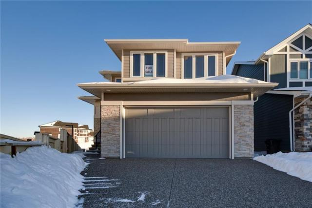 90 Silverado Crest Place SW, Calgary, AB T2X 2B3 (#C4245502) :: Redline Real Estate Group Inc