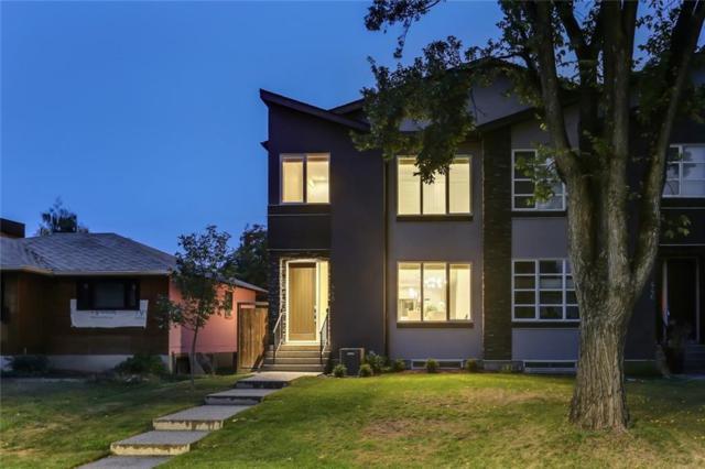 448 28 Avenue NW, Calgary, AB T2M 2K7 (#C4245522) :: Redline Real Estate Group Inc