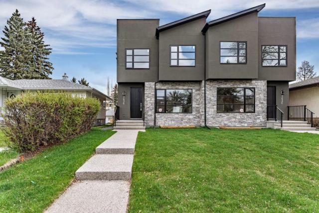2438 23 Street NW, Calgary, AB T2M 3Y2 (#C4245530) :: The Cliff Stevenson Group