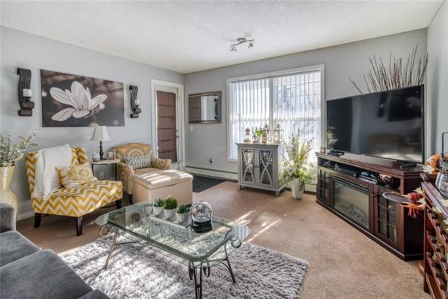 2000 Applevillage Court SE #109, Calgary, AB T2A 7Z7 (#C4245556) :: Redline Real Estate Group Inc