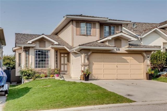 40 Douglas Woods Terrace SE, Calgary, AB  (#C4245564) :: Redline Real Estate Group Inc