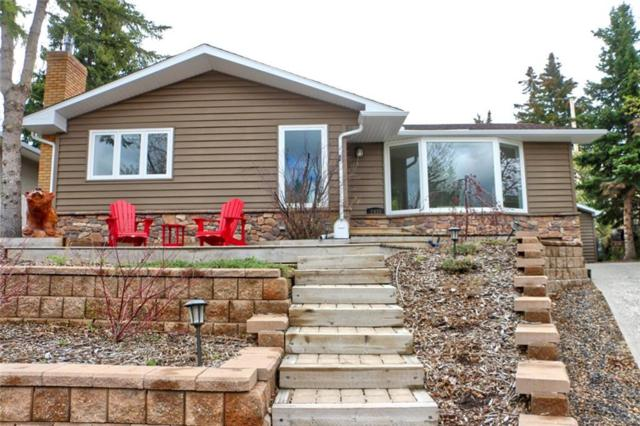 2431 Chicoutimi Drive NW, Calgary, AB T2L 0W2 (#C4245566) :: Redline Real Estate Group Inc