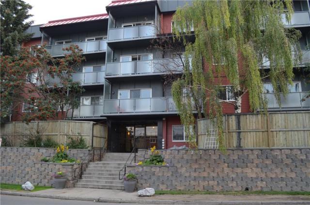 335 Garry Crescent NE #202, Calgary, AB T2K 5X1 (#C4245567) :: Redline Real Estate Group Inc