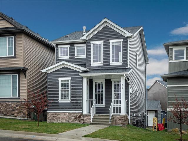 46 Evanscrest Common NW, Calgary, AB T3P 0R7 (#C4245573) :: Redline Real Estate Group Inc