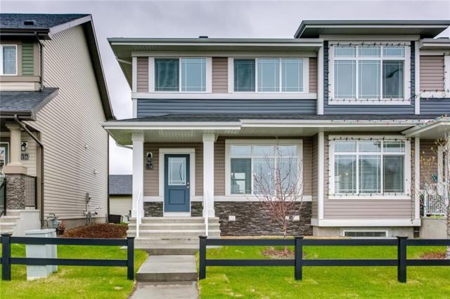 118 Heartland Boulevard, Cochrane, AB T4C 2P8 (#C4245578) :: Redline Real Estate Group Inc