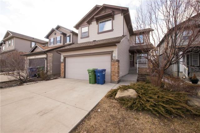 517 Coopers Drive SW, Airdrie, AB T4B 3M5 (#C4245584) :: The Cliff Stevenson Group