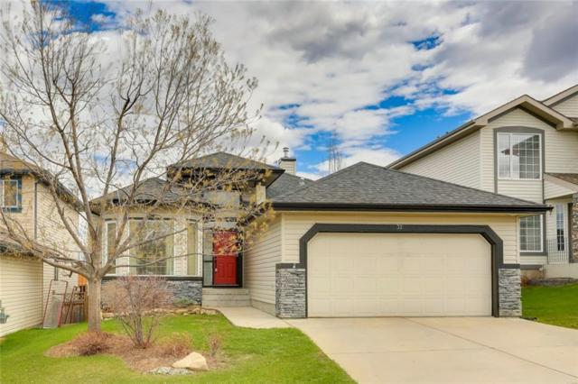 32 Valley Creek Crescent NW, Calgary, AB T3B 5V2 (#C4245597) :: Redline Real Estate Group Inc