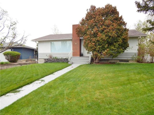 9 Stanley Crescent SW, Calgary, AB T2S 1G1 (#C4245609) :: Redline Real Estate Group Inc