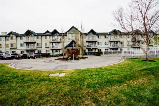 7 Harvest Gold Manor NE #104, Calgary, AB T3K 4Y3 (#C4245614) :: The Cliff Stevenson Group