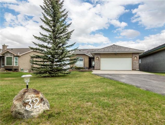 32 Cottonwood Boulevard, Rural Foothills County, AB T1S 4W2 (#C4245634) :: The Cliff Stevenson Group