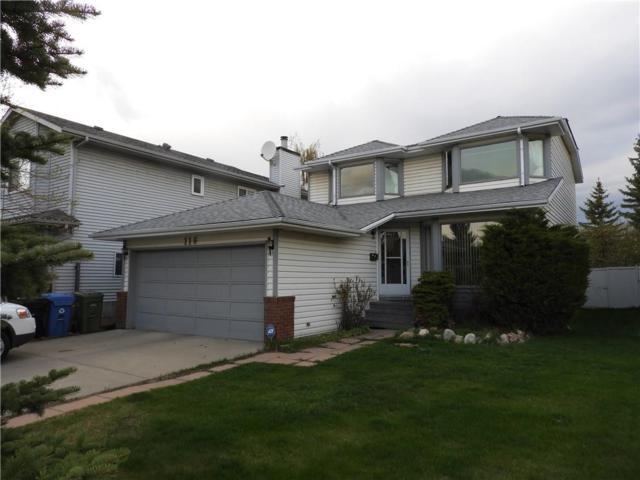 116 Rivergreen Crescent SE, Calgary, AB T2C 3V6 (#C4245649) :: Redline Real Estate Group Inc
