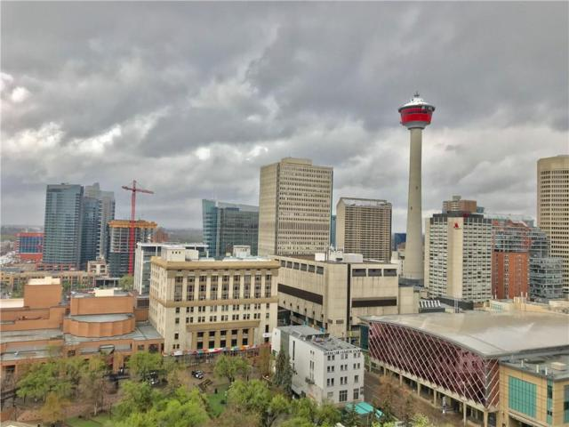 221 6 Avenue SE #2207, Calgary, AB T2G 4Z9 (#C4245656) :: Redline Real Estate Group Inc