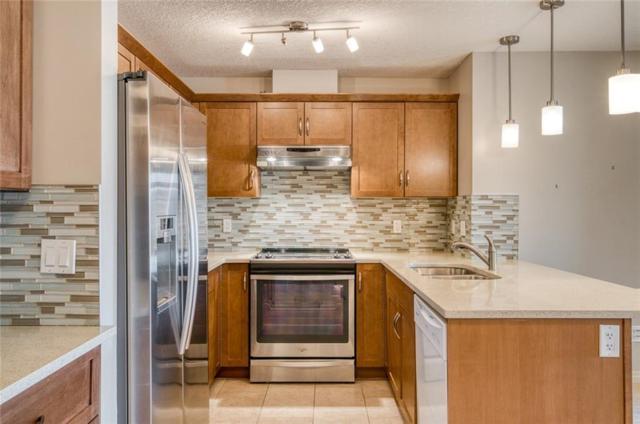 102 Cranberry Park SE #203, Calgary, AB T3M 1R2 (#C4245658) :: Redline Real Estate Group Inc