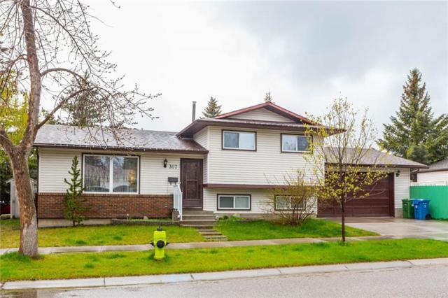307 Woodridge Drive SW, Calgary, AB T2W 3Y6 (#C4245661) :: Redline Real Estate Group Inc