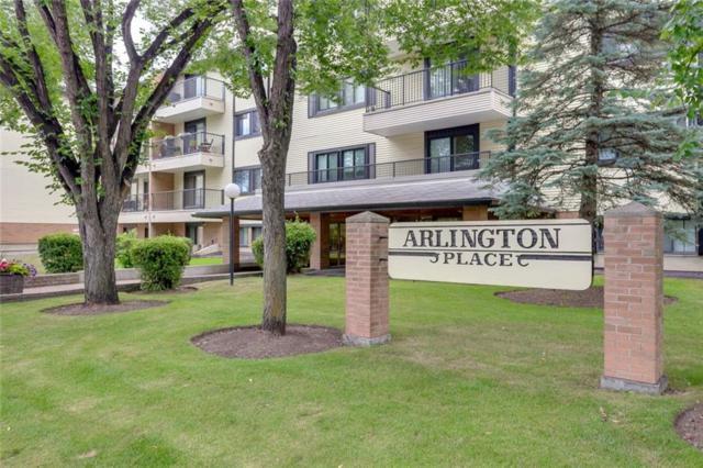 727 56 Avenue SW #113, Calgary, AB T2V 4Z8 (#C4245662) :: The Cliff Stevenson Group