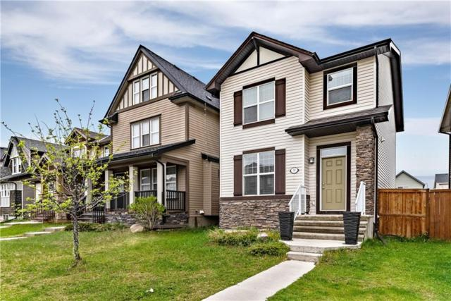 38 Skyview Point Road NE, Calgary, AB T3N 1B6 (#C4245682) :: Redline Real Estate Group Inc