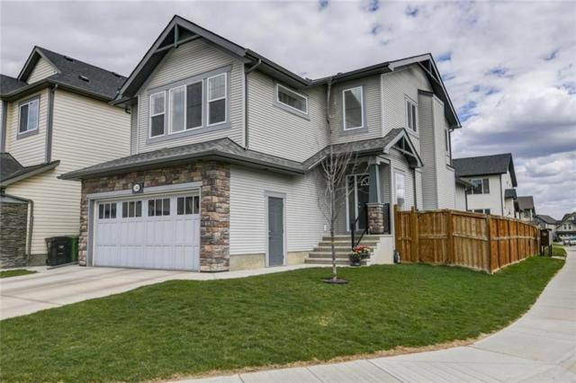 140 Skyview Shores Road NE, Calgary, AB T3N 0H9 (#C4245686) :: Redline Real Estate Group Inc