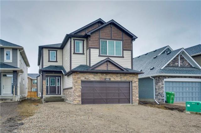 432 Legacy Boulevard SE, Calgary, AB T2X 2C8 (#C4245689) :: The Cliff Stevenson Group