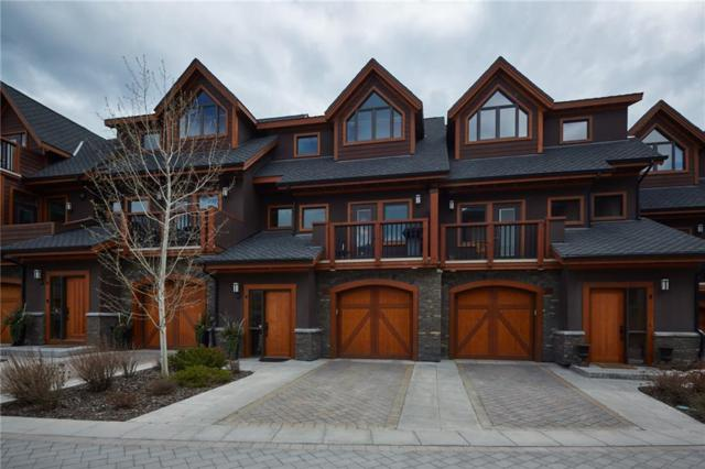 18 Streamside Lane, Canmore, AB T1W 0J2 (#C4245690) :: Calgary Homefinders