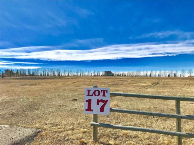 286023 50 Street E, Rural Foothills County, AB T0L 0X0 (#C4245708) :: The Cliff Stevenson Group