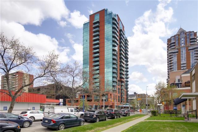 836 15 Avenue SW #1805, Calgary, AB T2R 1S2 (#C4245716) :: Redline Real Estate Group Inc