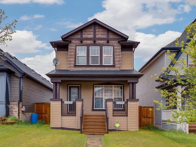 211 New Brighton Landing SE, Calgary, AB T2Z 0S6 (#C4245722) :: The Cliff Stevenson Group