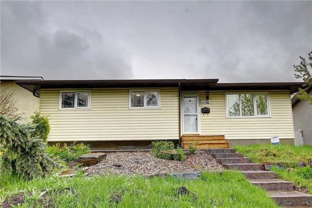 2204 Vista Crescent NE, Calgary, AB  (#C4245729) :: The Cliff Stevenson Group