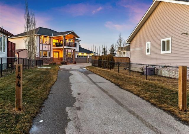 144 Strathmore Lakes Common, Strathmore, AB T1P 1Y7 (#C4245753) :: Calgary Homefinders