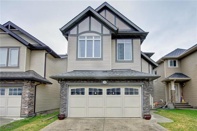 23 Skyview Shores Court NE, Calgary, AB T3N 0C9 (#C4245772) :: Redline Real Estate Group Inc