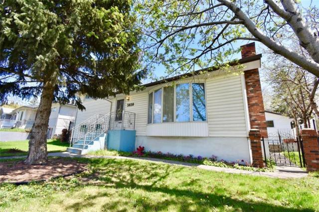 3828 14 Street NW, Calgary, AB T2K 1J4 (#C4245776) :: Canmore & Banff