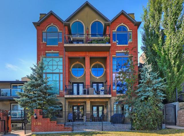 2306 17B Street SW #203, Calgary, AB T2T 4S8 (#C4245784) :: Redline Real Estate Group Inc