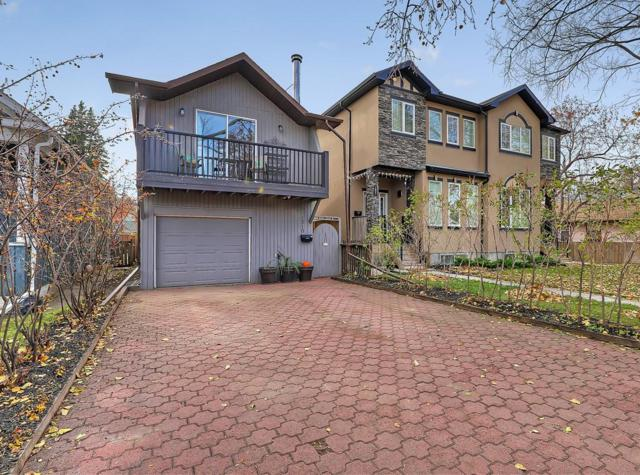 1519 1519 19 Ave Nw Avenue NW, Calgary, AB T2M 1A9 (#C4245785) :: The Cliff Stevenson Group