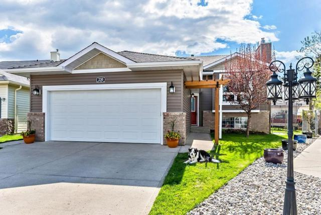 230 Sheep River Lane, Okotoks, AB T1S 1N8 (#C4245806) :: Redline Real Estate Group Inc