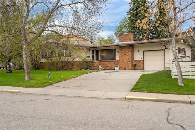 2239 Chicoutimi Drive NW, Calgary, AB T2L 0V9 (#C4245840) :: Redline Real Estate Group Inc